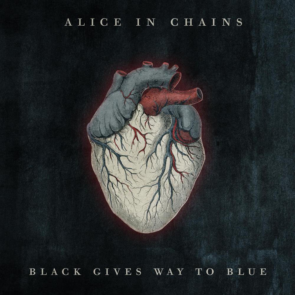 Alice In Chains - Black Gives Way To Blue - Cover